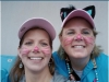 Angie and Sheree Pink Cats