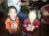 Roxane and a broncos fan, start them early!
