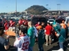 Dolphin fans at Candlestick
