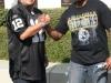 Raiders Steelers FanShake