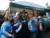 Moy and Charger fans
