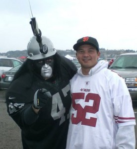 FAV-Dr Death Welcomes San Francisco 49er Fan