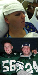 New York Jets Fan James Mohr