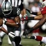 Arizona Cardinals - Oakland Raiders Shooting