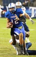 Tennessee State University Quarterback Michael German Teams up with Fans Against Violence