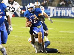 Tennessee State University Quarterback Michael German