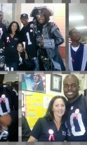 Raiders Report - Fans Against Violence and the Oakland Raiders Visit the Boys 2 Men Youth Outreach