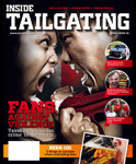 Fan Against Violence Featured in Inside Tailgating Magazine